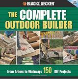 The Complete Outdoor Builder cover